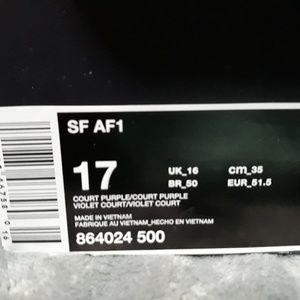 AIR FORCE 1 Shoes - 💥✔AIR FORCE 1 SF💥✔